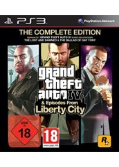 GTA IV & Episodes From Liberty City