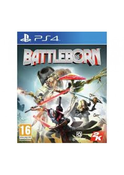 Battleborn (N)