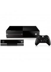 Xbox One + 500HDD + Vienas pultelis + Kinect Kamera