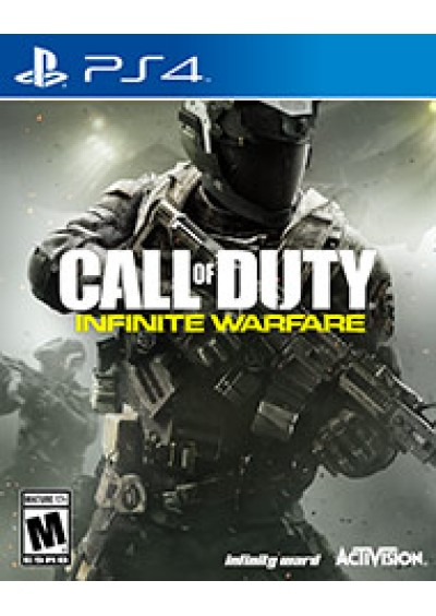 Call Of Duty Infinite Warfare (N)