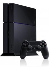 PS4 + 500HDD + 1 pultelis