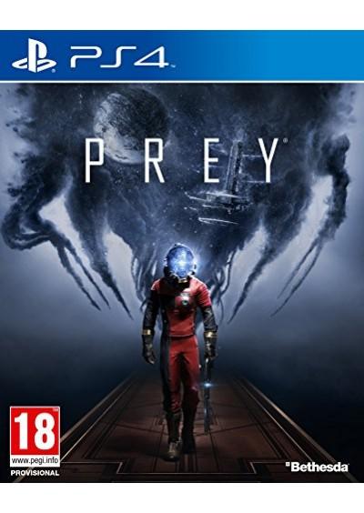 Prey (N)