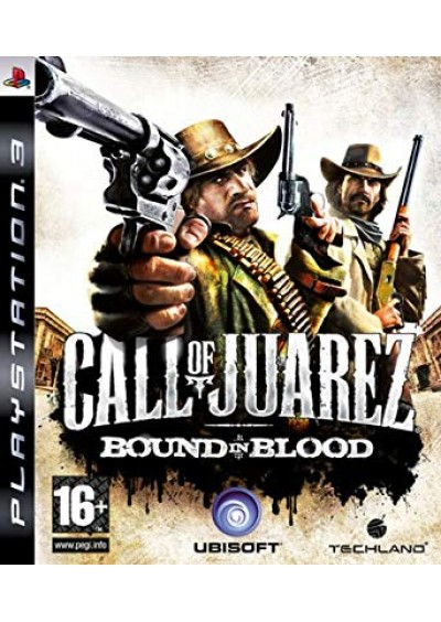 Call Of Juarez The Cartel Bound in Blood