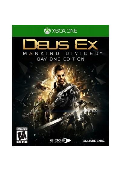 Deus Ex Day One Edition