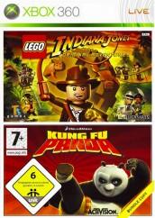 Kung Fu Panda & Lego Indiana Jones