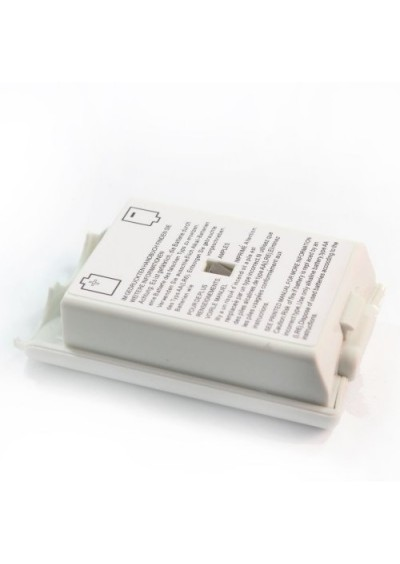 Xbox 360 Baterijų Dėžutė Balta