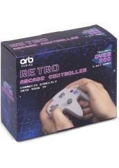 Retro Arcade Stiliaus žaidimų pultelis su 200 žaidimais