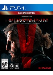 Metal Gear Solid The Phantom Pain V