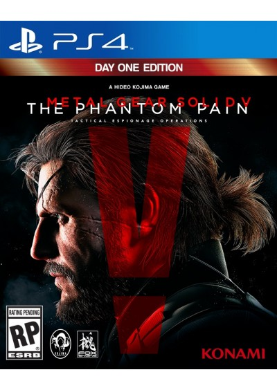 Metal Gear Solid The Phantom Pain V