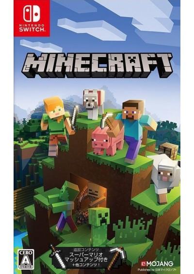 Minecraft Nintewndo Switch