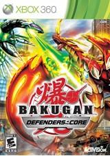 Bakugan Battle Brawlers: Defenders of the Core