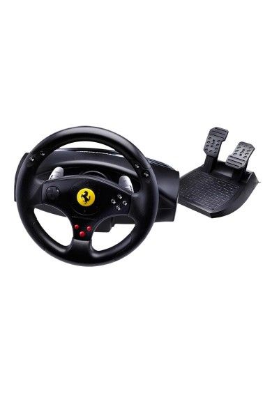 Ferrari vairas su pedalais