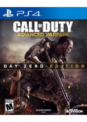 Call Of Duty Advanced Warfare Day Zero Edition