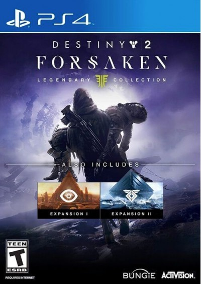 Destiny 2 Forsaken - Legendary Collection
