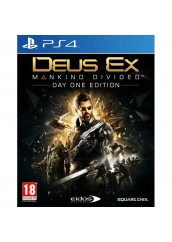 Deus Ex Human Revolution Day One Edition