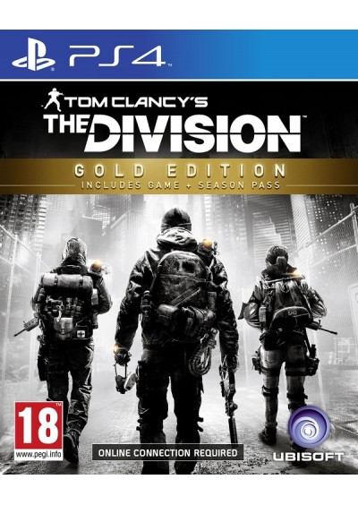 Tom Clancys's Division Gold Edition