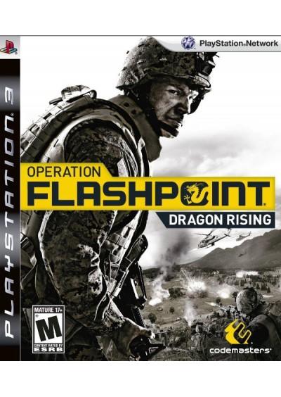 Operation Flashpoint Dragon Rising