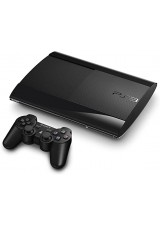 PS3 Super Slim 500GB + Valdiklis