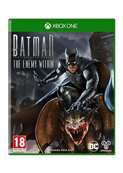 Batman The Enemy Within (N)