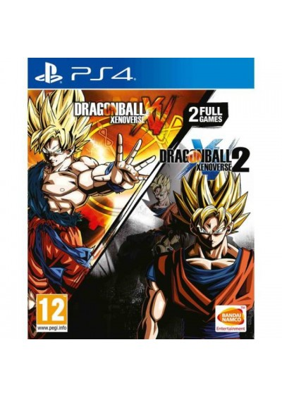 Dragon Ball Xenoverse + Dragon Ball Xenoverse 2 Double Pack