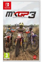 MXGP Nintendo Switch