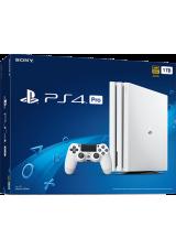 PS4 Pro Glacier White (N)