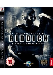 The Cronicles Of Riddick Assault On Dark Athena