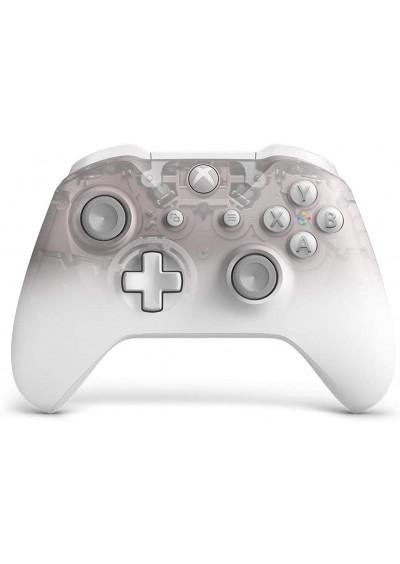 Xbox One belaidis valdiklis Phantom White