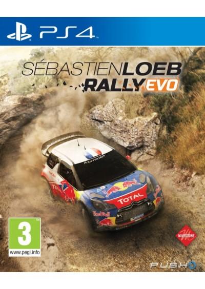 Sebastien Loeb RallyEvo