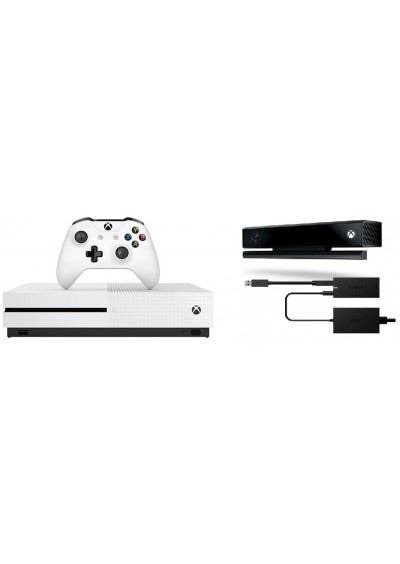 Xbox One S 500GB + Kinect