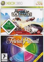 Burnout Paradise and Trivia Pursui
