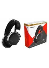 SteelSeries Arctis 7 Juodos Ausinės su mikrofonu