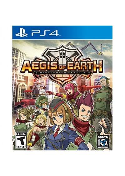 Aegis Of Earth Protonovus Assault (N)