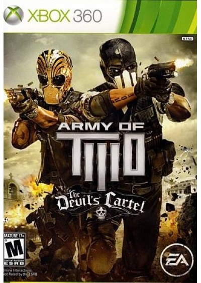 Army Of Two The Devil's Cartel Overkill Edition