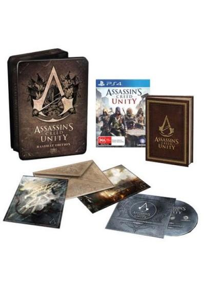Assassin's Creed Unity Bastille Edition