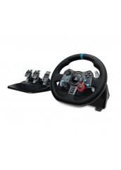 Logitech G29 (PS3/PS4)  Vairas su pedalais