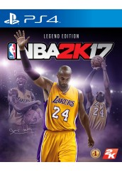 NBA 2K17 Legend Edition (N)