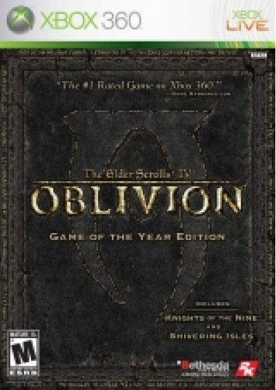 Game Of The Year Edition IV Oblivion