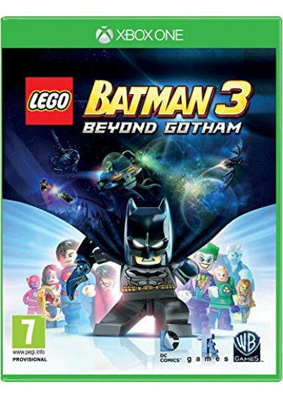Lego Batman 3 Beyond Gotham (N)