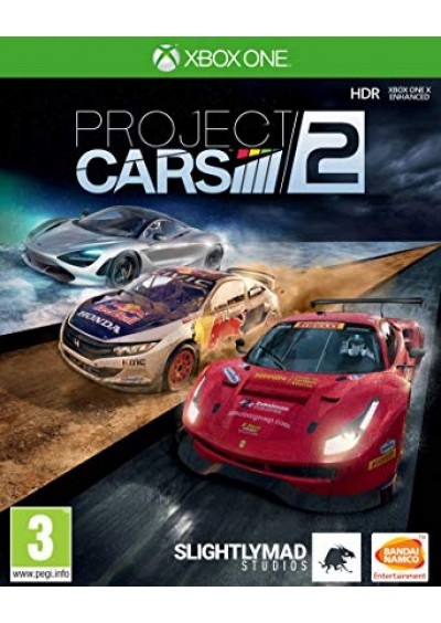 Project Cars 2 (N)