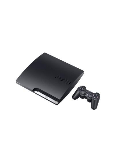 PS3 250HDD + Vienas pultelis