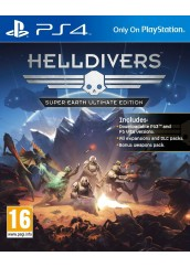 Helldivers Super Earth Ultimate Edition
