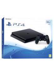 PS4 Slim + 500HDD + 1 Pultelis