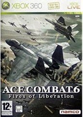Ace Combat Fires Of Liberation