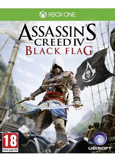 Assassin's Creed Black Flag (N)
