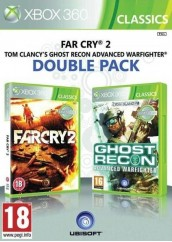 FAR CRY 2 + TOM CLANCY'S GHOST RECON ADVANCED WARFIGHTER
