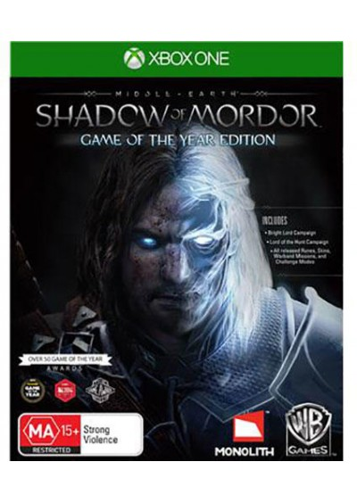 Shadow Of Mordor GOTYE Edition