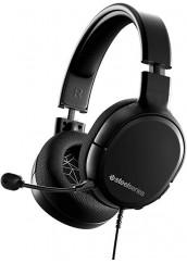 SteelSeries Arctis 1 Juodos Ausinės su mikrofonu