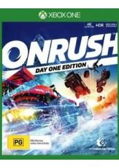 Onrush Day One Edition